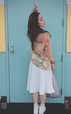 時尚穿搭:輕夏