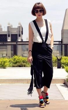 時尚穿搭:夏日西裝