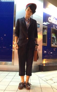 時尚穿搭:Jasmine Tsai 2014-01-14的搭配