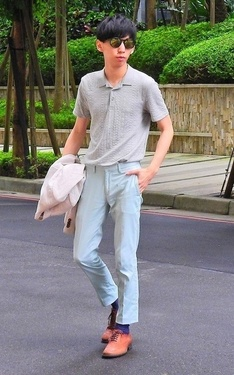 時尚穿搭:BREATHABILITY AND COMFORT: SUMMER STYLE