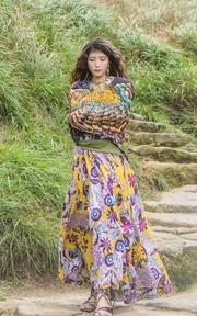 無品牌 專門印度飾品 的穿搭