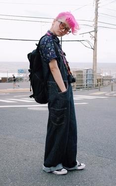 時尚穿搭:鎌倉