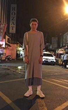 時尚穿搭:160801
