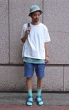 PLAIN-ME X  URBAN RESEARCH TSHIRT 的時尚穿搭