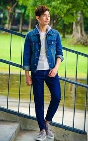 TM時間男人 雕花休閒鞋的時尚穿搭