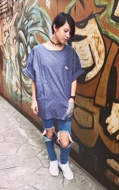 時尚穿搭:小巷