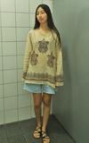 13盧比 印度圖騰衣的時尚穿搭