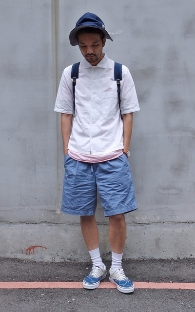 適合MIX&MATCH、CASUAL、NORMCORE、PLAIN-ME、4WAY包、寬短褲、PLAIN-ME X  URBAN RESEARCH、COP BY PLAIN-ME的穿搭