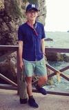 時尚穿搭:藍色大海