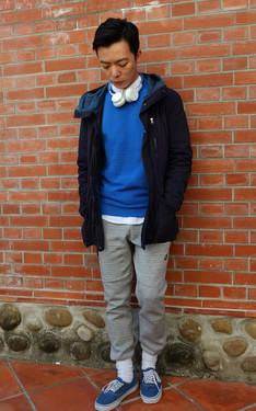 時尚穿搭:Arkey Lin 2014-01-16的搭配