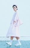 HELLO PHOEBE 吉野櫻波紋親膚上衣的時尚穿搭