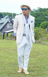 ZARA 白褲的時尚穿搭