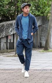 UNIQLO 打折寬褲的時尚穿搭