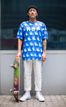 時尚穿搭:歐洲滑板的足球味
