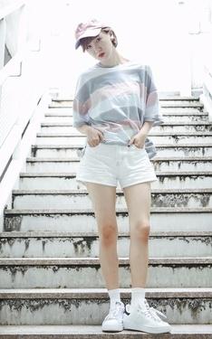 時尚穿搭:SOFT PINK