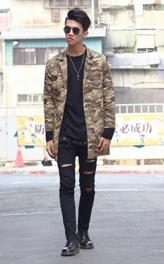 時尚穿搭:瀟灑過一生~~~