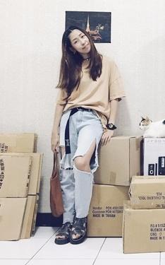 時尚穿搭:搬家的顏色