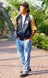 DISNEY 橫須賀外套的時尚穿搭