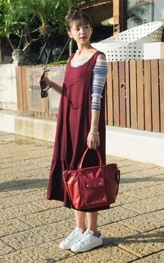 時尚穿搭:帶著手提包出遊