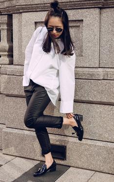 時尚穿搭:白襯衫的純粹與原始