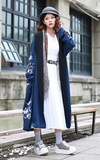 L'ACADEMIE X REVOLVE THE SILK ROBE 蠶絲長袍的時尚穿搭