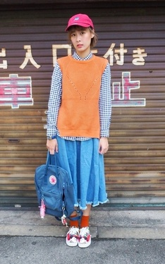 時尚穿搭:秋季穿搭之十