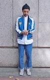 BEAMS 橫須賀外套的時尚穿搭
