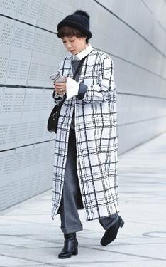 時尚穿搭:Twinkle Wang 2016-11-25的搭配