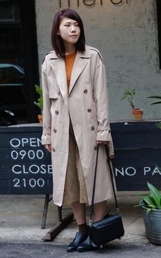 時尚穿搭:Chloe 2016-11-26的搭配
