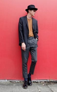時尚穿搭:Pb Wu 2016-11-26的搭配