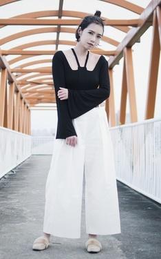 時尚穿搭:Bell Sleeves