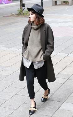 時尚穿搭:每一件大衣都叫做瀟灑牌