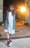 ADIDAS ORIGINALS SLIP ON W 球鞋的時尚穿搭