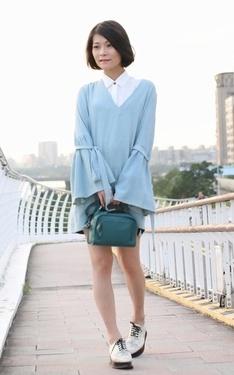 時尚穿搭:平衡藝術