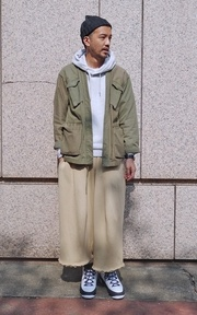 UNITED ARROWS & SONS NORAGI的穿搭