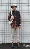 時尚穿搭:秋裝冬穿  最近的台北實在太熱了