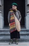 時尚穿搭:圍巾圍巾