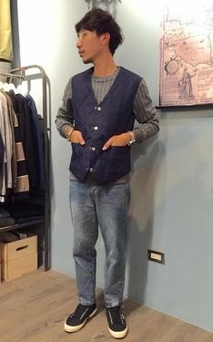 時尚穿搭:關於我的第一件背心單品