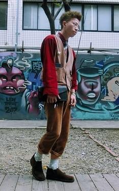 時尚穿搭:Merlin Lan 2017-01-12的搭配