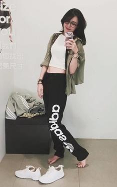 時尚穿搭:我在購物