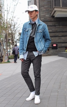 時尚穿搭:Today style 17/ 0119