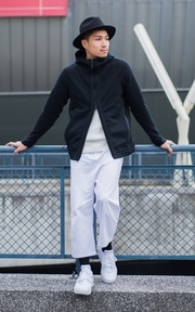 NIKE NIKE TECH PACK FLEECE 的穿搭