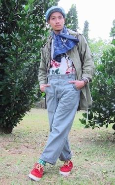 時尚穿搭:20170201
