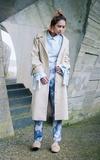 UNIUS 羊毛大衣的時尚穿搭