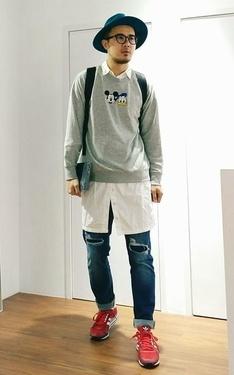 時尚穿搭:開學了 早八真的很惱人