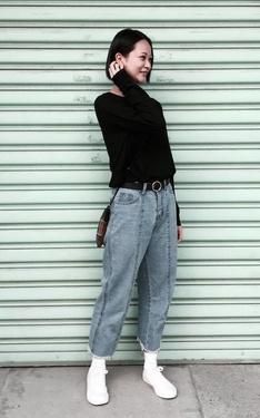 時尚穿搭:華山的鐵門