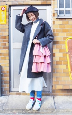 時尚穿搭:冬季穿搭之十八