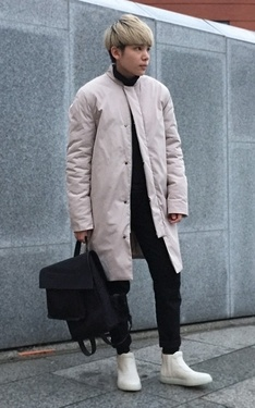 時尚穿搭:#green #cos #yohjiyamamoto #cosstores #coat #pairsinparis #yohji。
