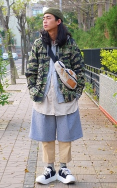時尚穿搭:冬天要結束了嗎