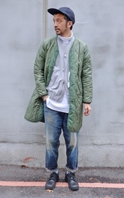 COP BY PLAIN-ME MA-1 飛行夾克的時尚穿搭